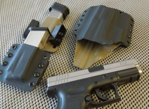 HS2000 Kydex IWB and OWB Holsters