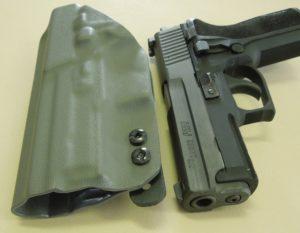 Sig Sauer P229 IWB Kydex Holster