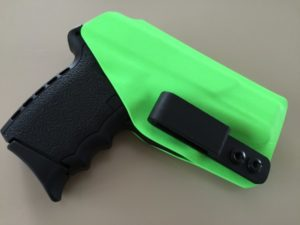 SCCY CPX-2 IWB Kydex Holster
