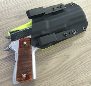 Colt Gold Cup IWB Kydex Holster