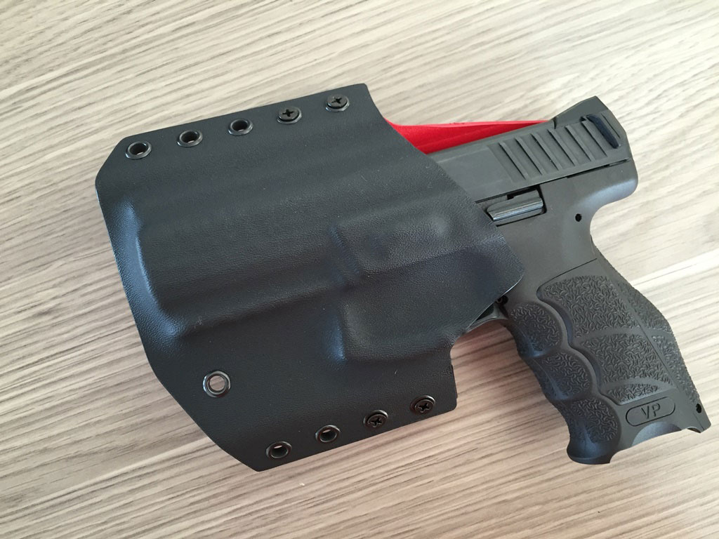 H&K VP9 Archives - Kydex Holsters - Daniel's Holsters South Africa ...