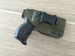 Walther P22 IWB Kydex Holster