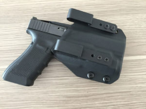 Glock 17 Inforce APL IWB Kydex Holster – Dual Clips