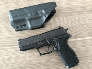Sig Sauer P227 IWB Kydex Holster