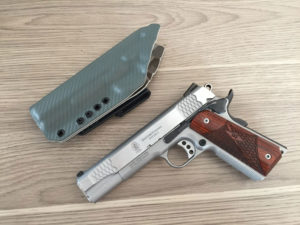 Smith & Wesson SW1911 IWB Holster
