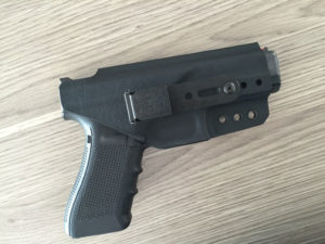 Glock 19 UltiClip IWB Kydex Holster