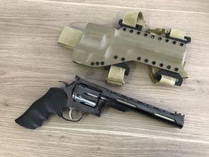 Dan Wesson Revolver Kydex Leg Rig
