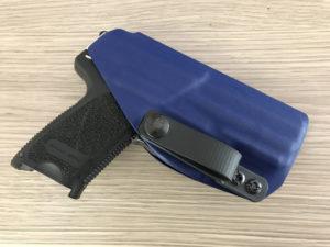 HK USP Compact IWB Kydex Holster