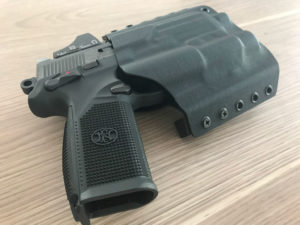 FN FNX 45 Tactical OWB Kydex Holster