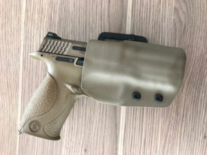 S&W M&P9 Competition Kydex Holster