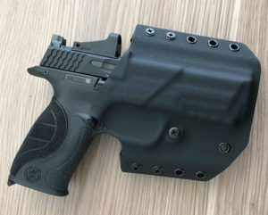 M&P Core OWB Kydex Holster