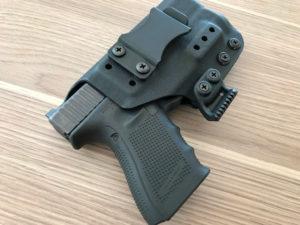 Glock 19 APLc IWB Holster
