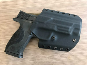 M&P Pro OWB Kydex Holster