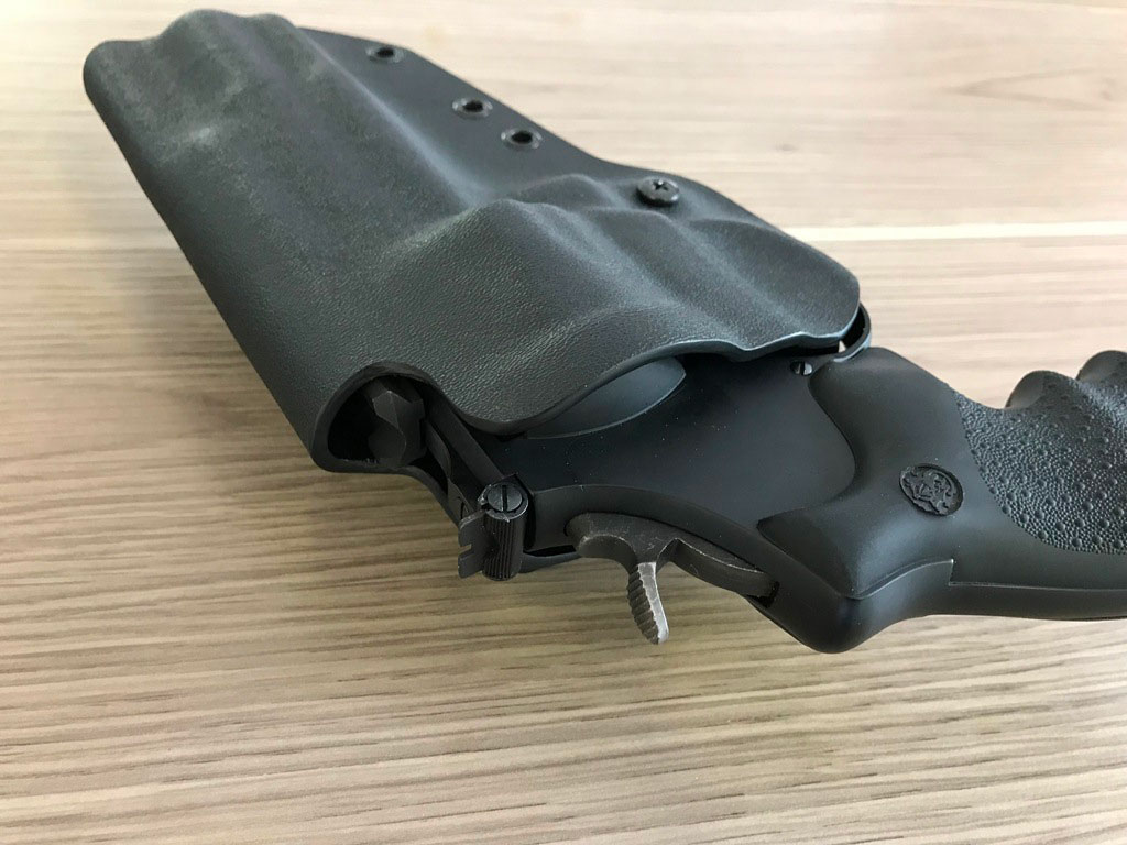 S&W TRR8 OWB Kydex Holster
