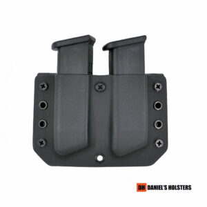 Double OWB Kydex Mag Pouch