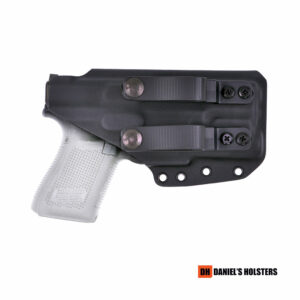 IWB Light Bearing Kydex Holster Soft Loops