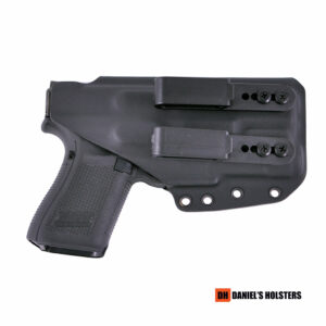IWB Kydex Light Bearing Holster J-Clips