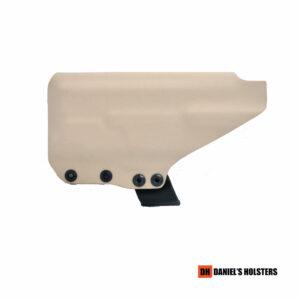 Glock 19 Inforce APLc IWB RH Claw Desert Tan