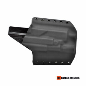 Glock 17 MOS Threaded Barrel X300U-B OWB RH